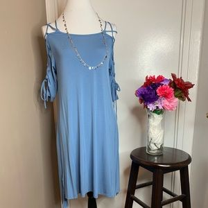 Dresses & Skirts - Cotton Shift Dress size Small